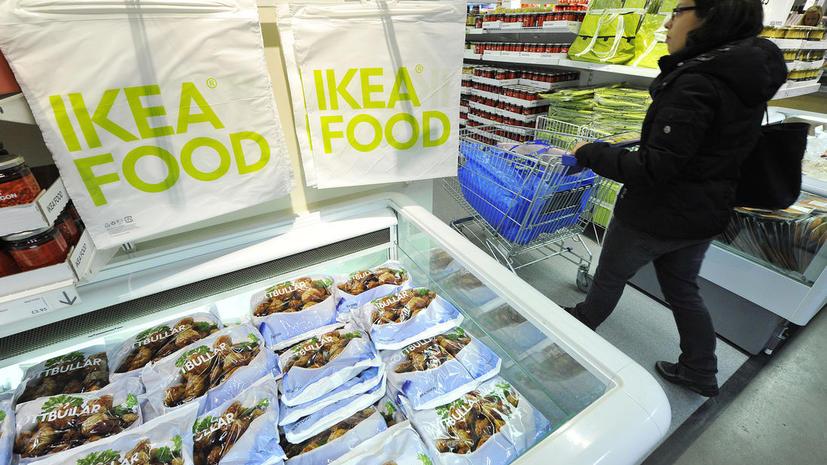 Фрикадельки в кафе IKEA оказались из конины