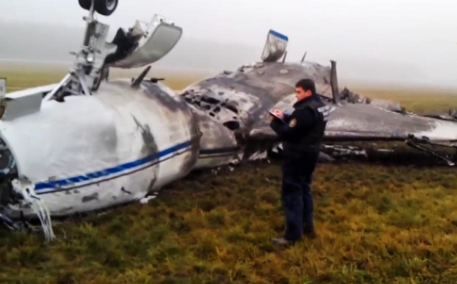 СМИ: В деле о крушении самолёта во Внуково появился ещё один фигурант