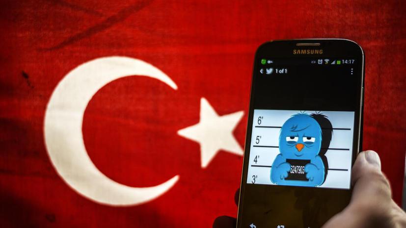 В Турции пользователя Twitter приговорили к 15 месяцам тюрьмы за использование в нике слова «Аллах»