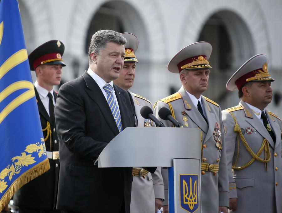 Американцы предлагают лишить Москву парада Победы в пользу Киева