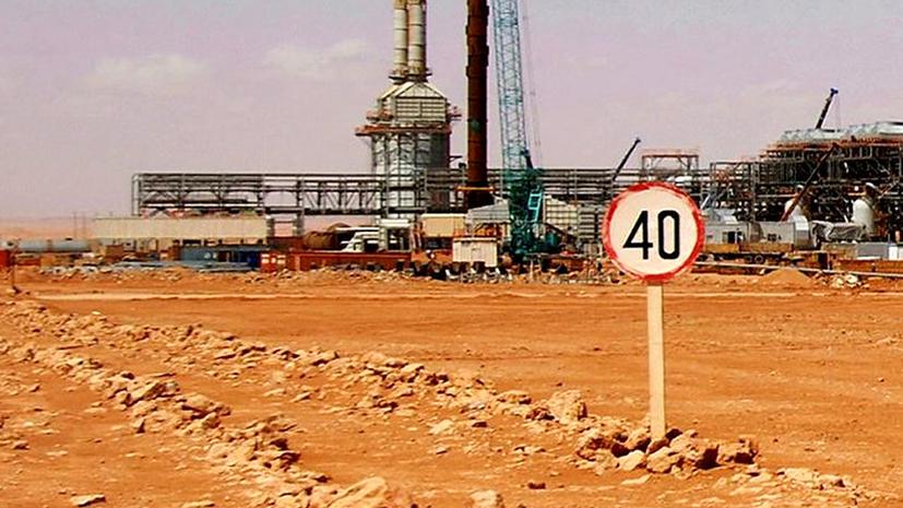 Алжирские исламисты растворились в пустыне вместе с заложниками