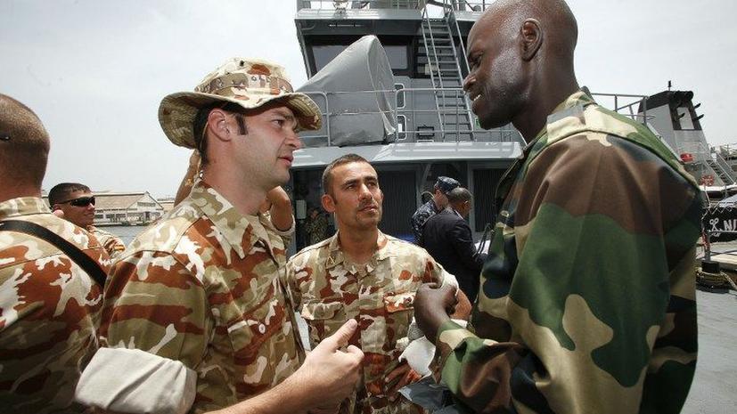 В Мали отправились военные из Испании