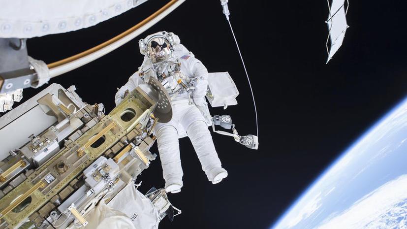 Экипаж МКС вырастил грибы в марсианских условиях