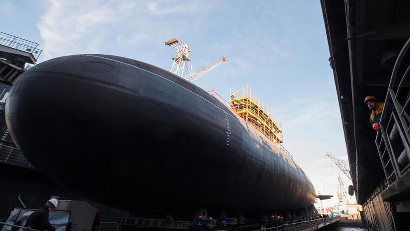 Командующий ВМС США в Европе: Потенциал новых российских подлодок вызывает беспокойство у НАТО