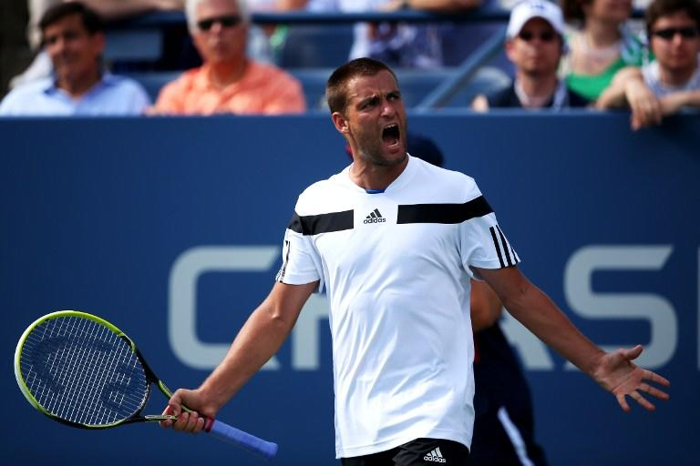 Михаил Южный сыграет с Новаком Джоковичем в 1/4 финала US Open