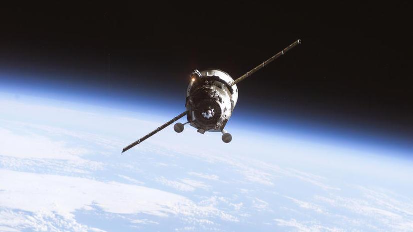 Грузовой корабль «Прогресс М-28М» пристыковался к МКС