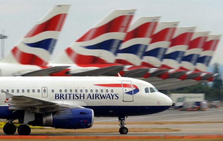 Устаревшие аэропорты опорожняют британскую казну