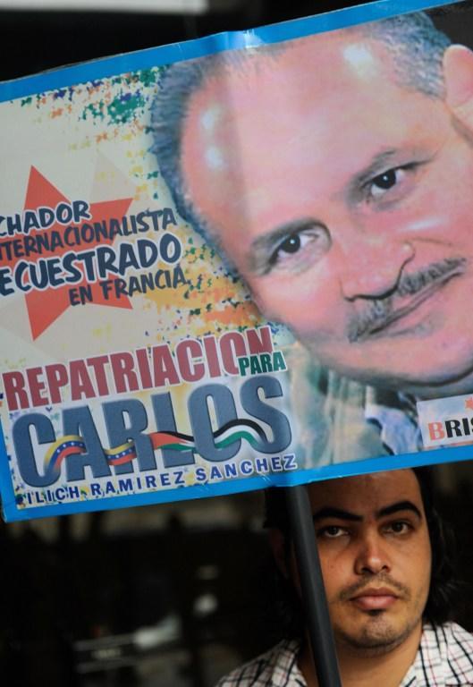 Карлос Шакал обжалует приговор по делу о подрывах поездов
