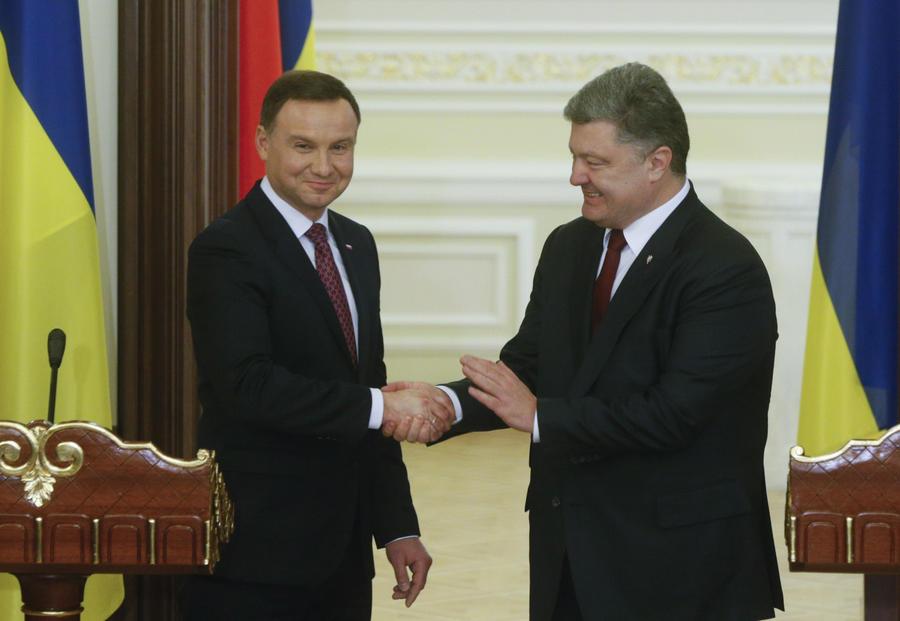 Спасибо, до свидания: бурный роман между Польшей и Украиной оказался краткосрочным