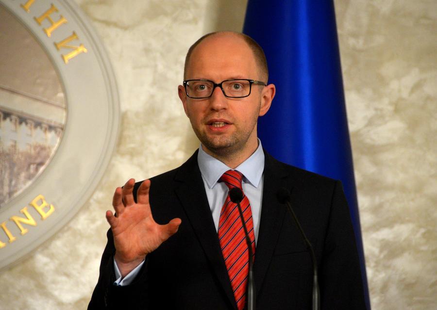 Яценюк приказал Украине отказаться от российского газа