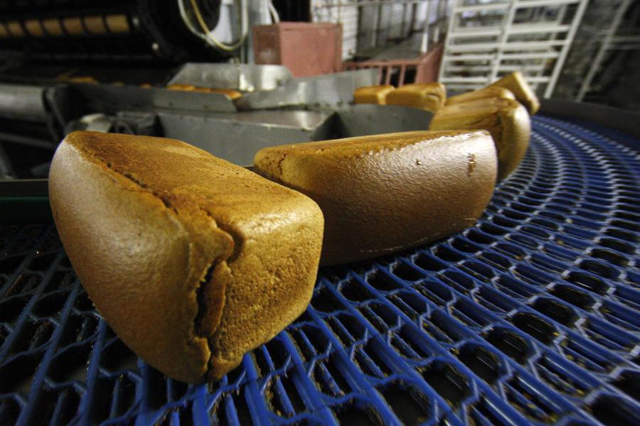 В Иркутске начали печь хлеб с исландским мхом, выводящим токсины