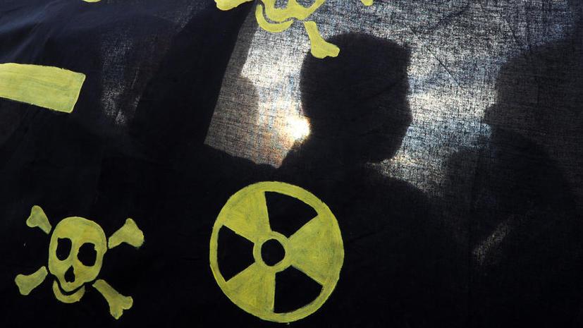 Рабочие британского завода потеряли 13 кг радиоактивных отходов