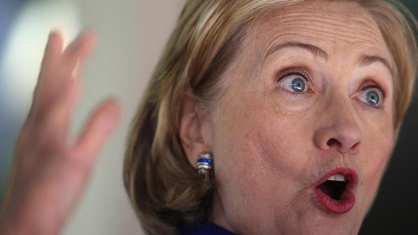 Американцы предсказывают Хиллари Клинтон победу в президентской гонке-2016