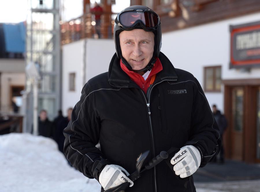 Владимир Путин подписал указ об усилении мер безопасности в Сочи на период Олимпийских игр