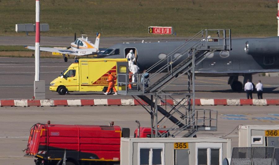 В Германии построят специальные самолёты для перевозки инфицированных Эболой
