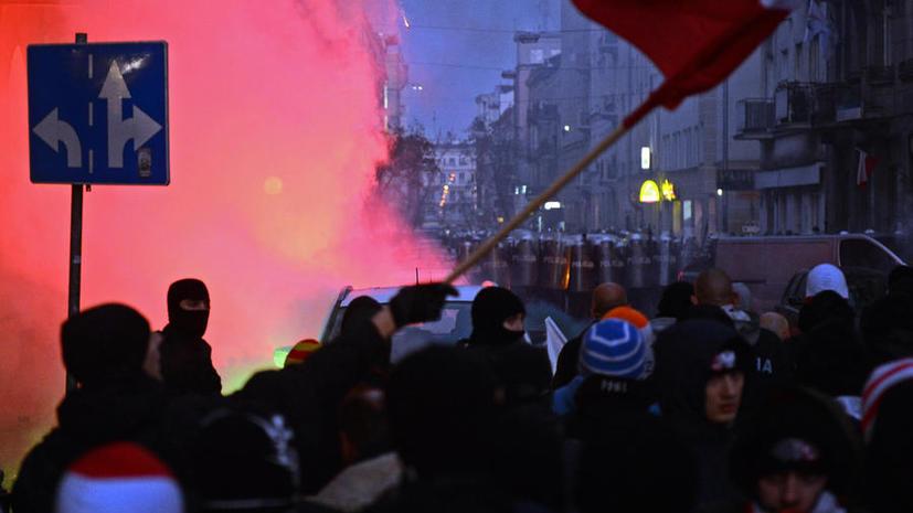 Поджигателю посольства РФ в Варшаве предъявлено обвинение