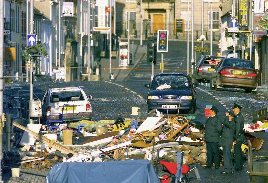 МИ-5 проигнорировала предупреждения агента ФБР перед терактом 1998 года, в котором погибли 29 человек