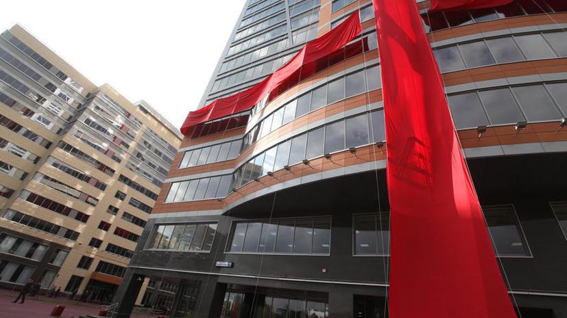 Бизнес-центры перемещаются на окраины Москвы