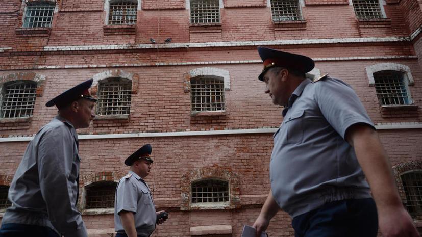 Минюст пропишет правила применения силы против заключённых