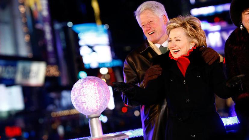 СМИ: Билл и Хиллари Клинтон уклонялись от уплаты налогов