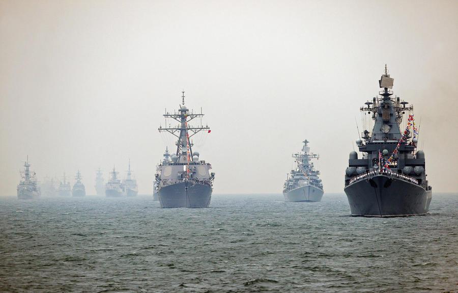США пугают КНДР эсминцами и крылатыми ракетами «Томагавк»