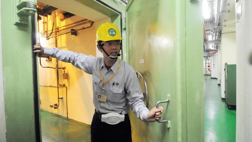 В Японии произошёл выброс радиации в атмосферу