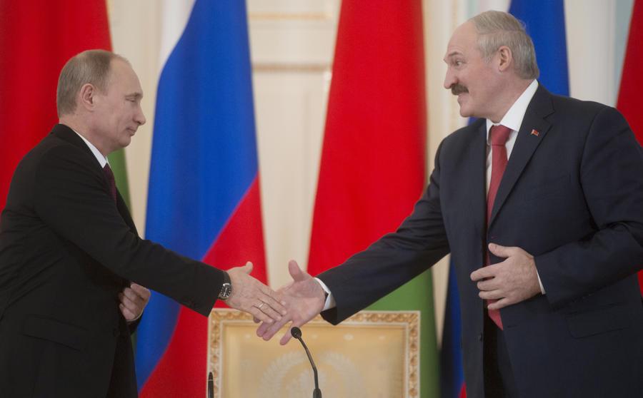 Владимир Путин обсудил с Александром Лукашенко дело «Уралкалия»