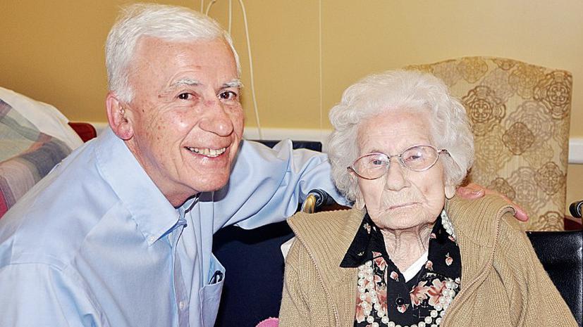 В США скончалась самая старая жительница планеты