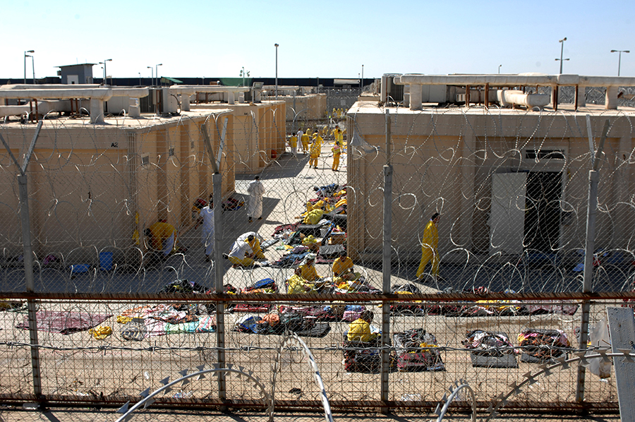 Подрядчик Пентагона заплатит $5,2 млн за пытки в тюрьме Абу-Грейб