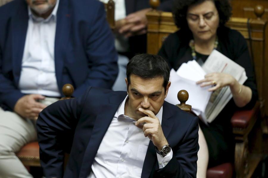Алексис Ципрас: То, что мы делаем, — маленькая революция
