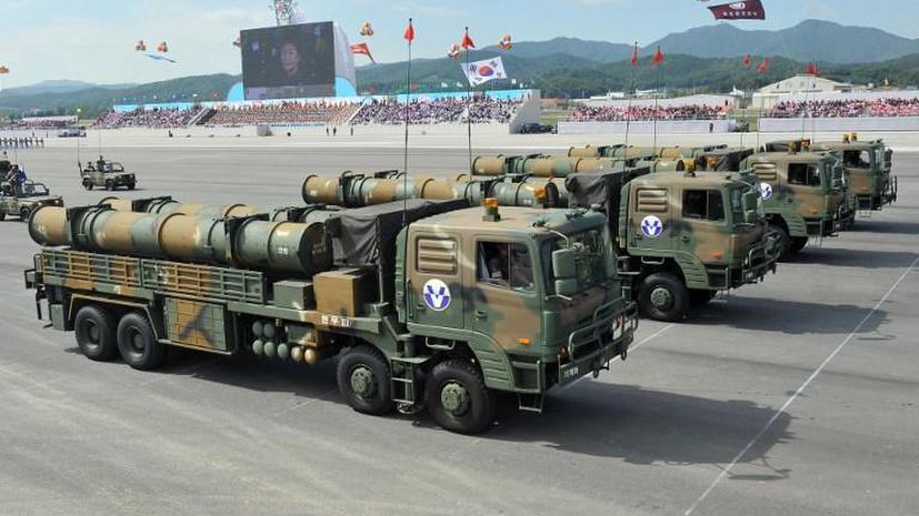КНДР привела армию в состояние повышенной боевой готовности