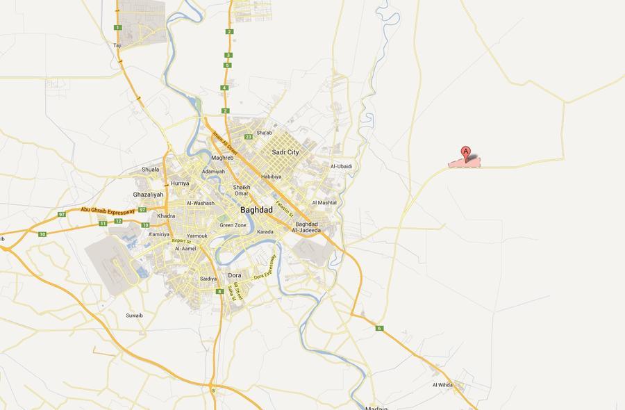 Взрыв на футбольном поле в Ираке: 12 погибших