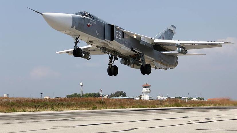 ВКС РФ уничтожили мастерскую по изготовлению «поясов шахидов» в Сирии