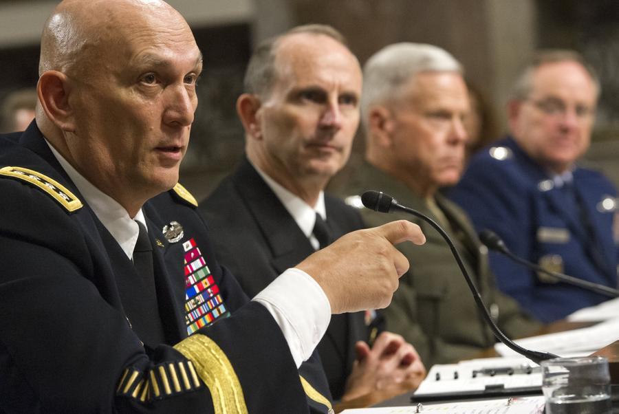Число сообщений об изнасилованиях в армии США за год выросло на 46%