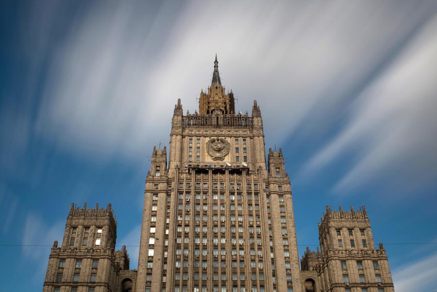 МИД РФ: Украина и ЕС занимались имитацией переговоров с Россией