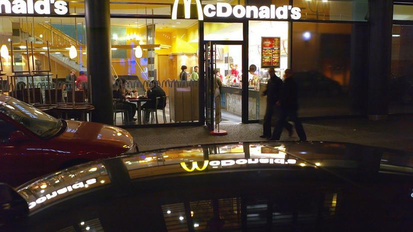 В краснодарском McDonald's нашли кишечную палочку и стафилококк