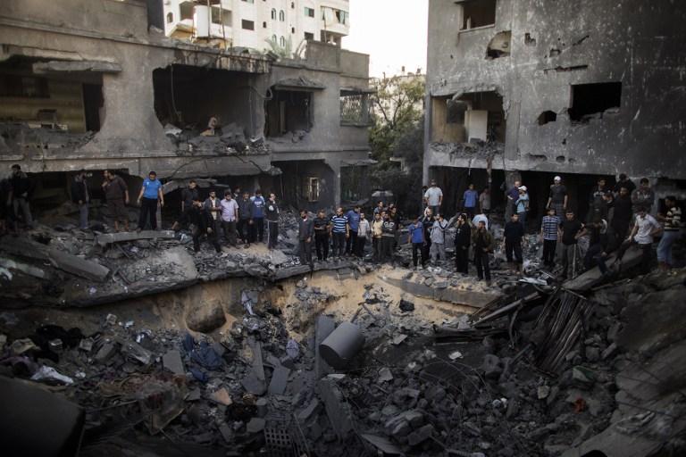 Число жертв ударов Израиля по сектору Газа возросло до 95