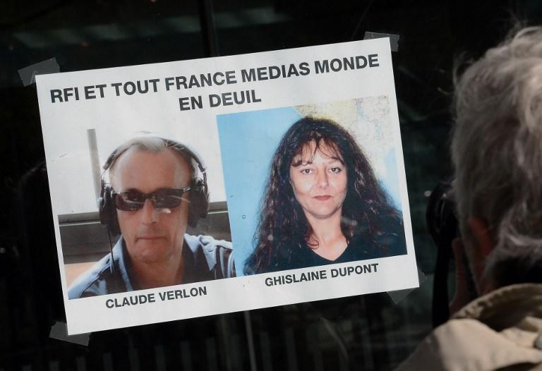 Подозреваемые в похищении и убийстве французских журналистов задержаны в Мали