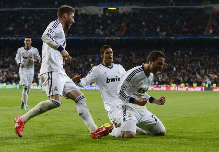 Мадридский «Реал» разгромил «Галатасарай» в четвертьфинале Лиги чемпионов