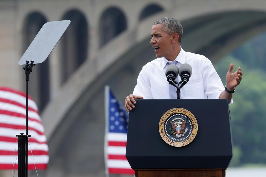 Исследование: треть американцев признали Барака Обаму худшим президентом