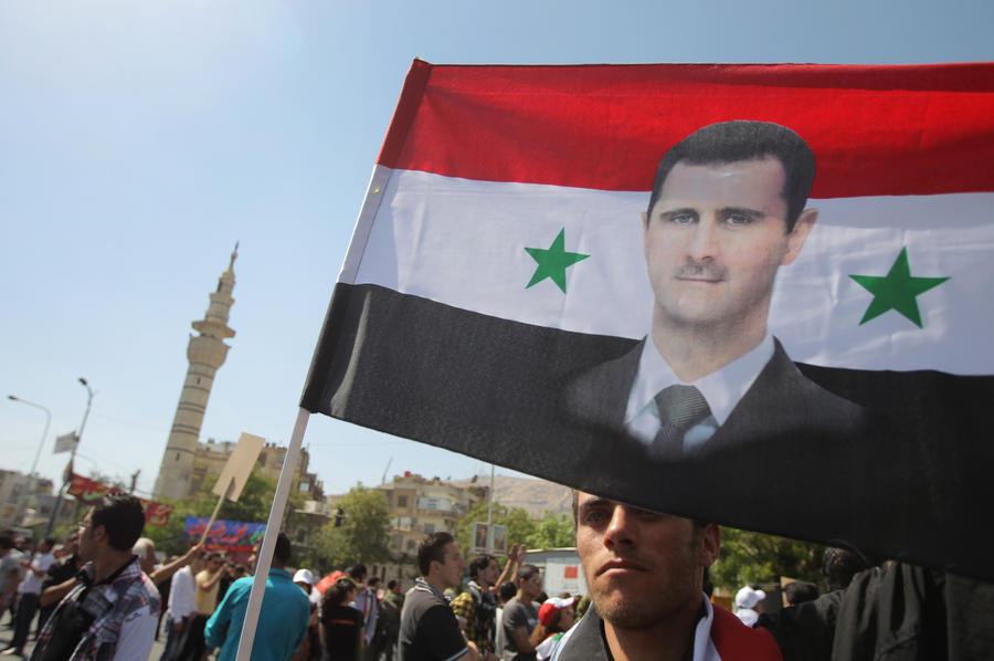 Башар Асад: Эра политизирования ислама завершена