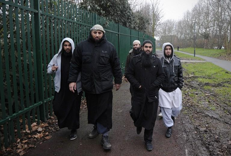 Организаторы приёма в Палате общин отправили мусульман молиться в бар