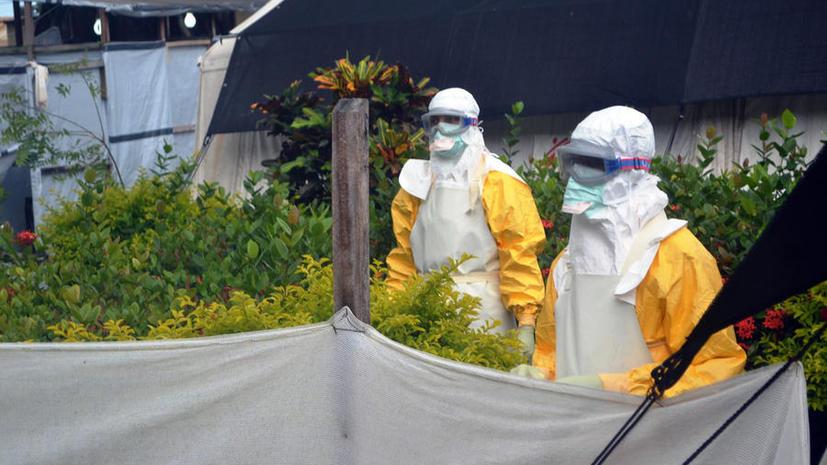 Террористы могут использовать вирус Эбола как биологическое оружие