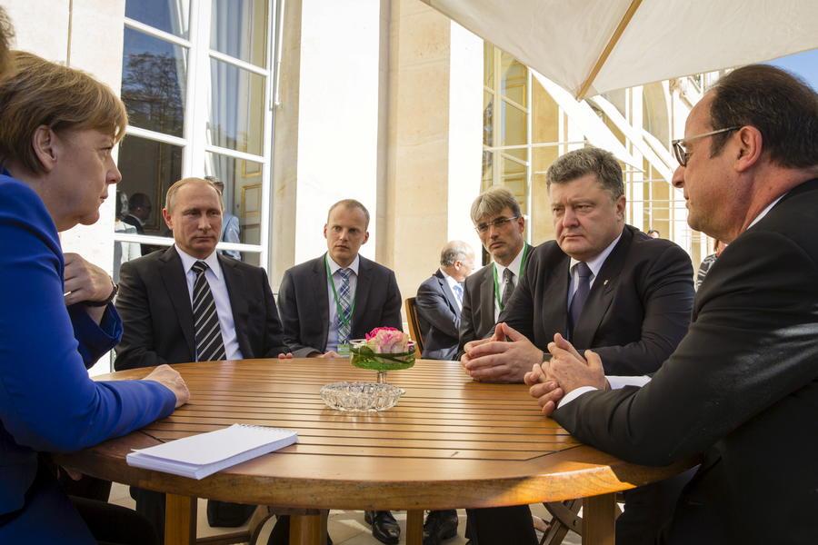 Политолог: Европа устала от Киева, тормозящего выполнение Минских соглашений