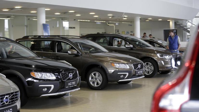 СМИ: Volvo планирует собирать автомобили в России
