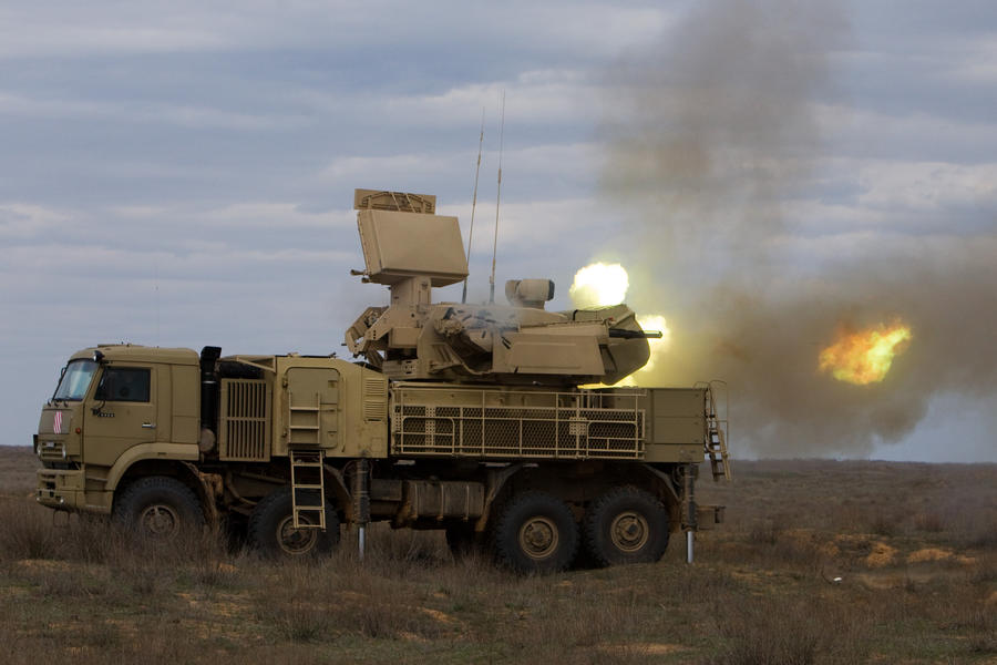 Сирийская ПВО способна отразить атаку американских ракет