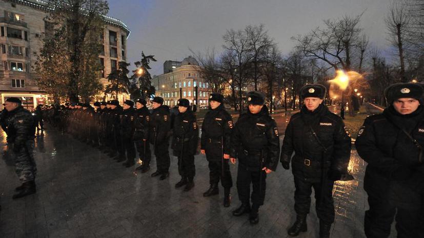 СМИ: Полицейские не будут нести ответственность за избитых при задержании