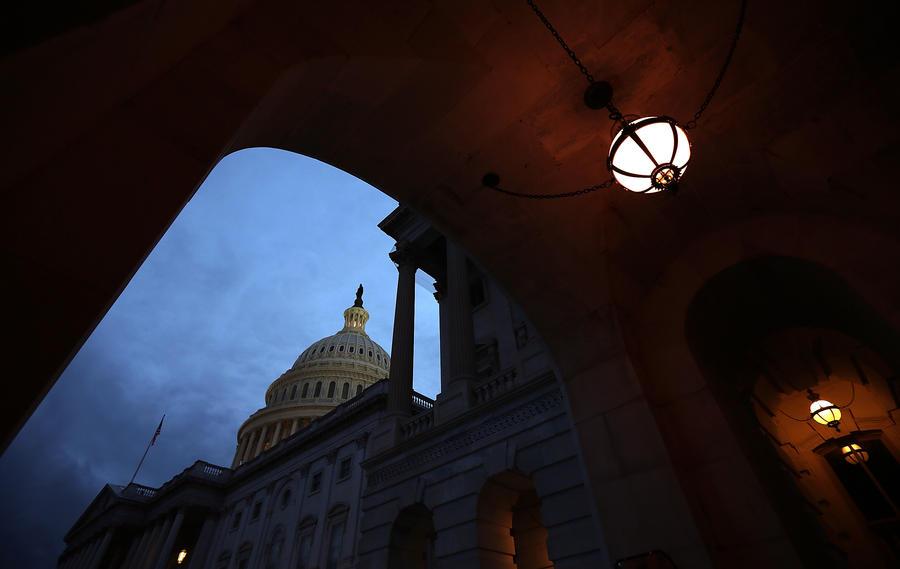 Палата представителей США отменила голосование по бюджету