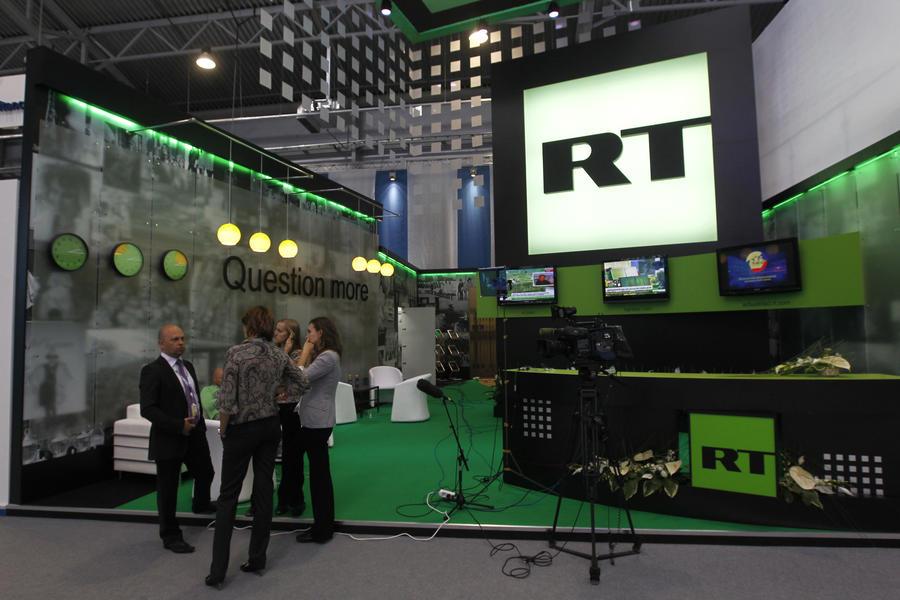 Нацсовет по телерадиовещанию Украины угрожает запретить вещание RT и других российских телеканалов