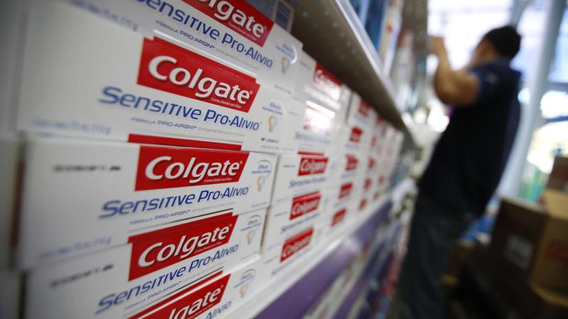 Торговые сети уберут из продажи товары Henkel и Procter & Gamble